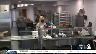 Changes to NKY's annual Christmas Day dinner