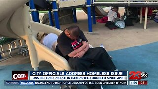 Bakersfield homeless issue