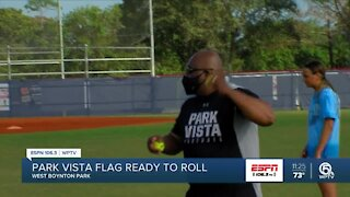 Park Vista flag football looking to find similar success to 2020