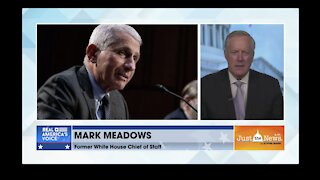 Mark Meadows - Biden Admin, and Dr. Fauci refuse to hold China accountable