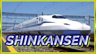 SHINKANSEN - BULLET TRAIN I JAPAN