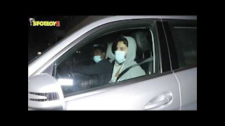Tiger Shroff and Varun Dhawan Spotted Across in the City | SpotboyE