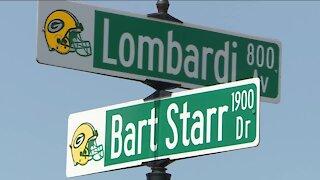 Green Bay bridge has been renamed in honor of Packers great Bart Starr
