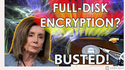 Shocking Contents of Nancy Pelosi Laptop Leaked