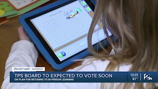 TPS board expected to vote soon