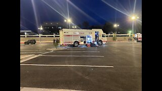 Lifeguard Arena in Henderson evacuated after possible ammonia leak