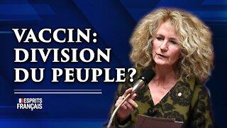 Martine Wonner | Pass sanitaire: Fracture dans la population?
