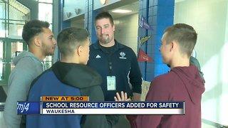 Waukesha schools adding more resource officers