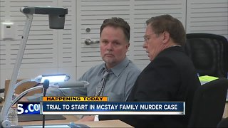 Trial begins for man accused in death of Fallbrook family