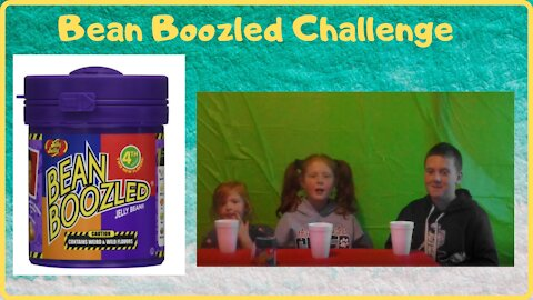 Gingers try Bean Boozled Challenge