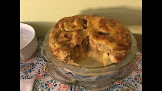How to Make Apple Pie & Pie Dough from Scratch Recipe