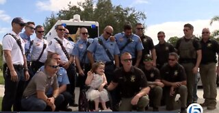 Sheriff's office helps throw surprise birthday party