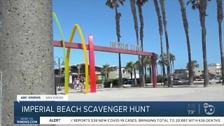 Imperial Beach scavenger hunt provides family fun, history lesson