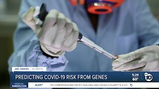 Preventing COVID-19 risk from genes
