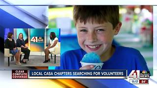 Local CASA chapters searching for volunteers