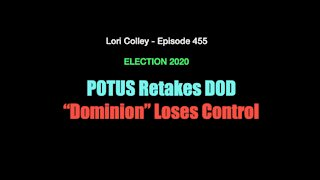Lori Colley - Episode 455 - Dominion? Nope. Losing Control