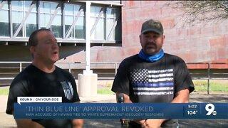 Tucson Back the Blue calls for Mayor Romero's resignation