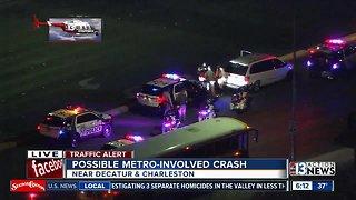 Police officer involved in crash