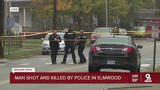 Elmwood Place officer shot, killed man in exchange of gunfire