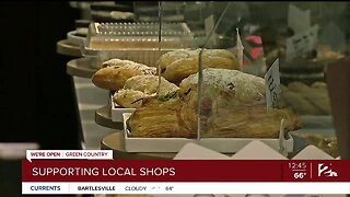 We're Open Green Country: Supporting local shops like Antoinette Bakery