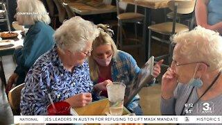 Council Bluffs restaurant hosts senior's first outing