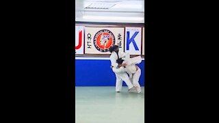 Judo Class 10-28