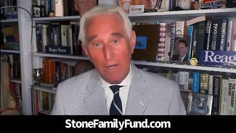 """Roger Stone: """"My Wife Has Cancer & She Urgently Needs Your Help!"""""""