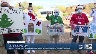 Valley volunteers spread holiday cheer to seniors