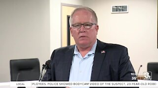 Bellevue police hold press conference on double fatal shooting