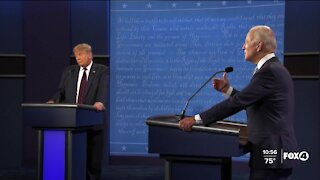 Body language experts weigh in on presidential debate