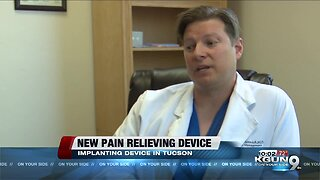 Doctor: wireless pain relief device may help opioid crisis