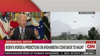 Joe Biden's Afghanistan Disaster!