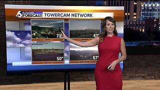 Rachel Garceau's On Your Side forecast 9/5/19