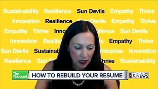 Tips on how to rebuild your resume