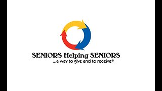 We're Open - Seniors Helping Seniors