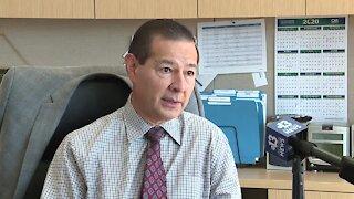 Una entrevista con el hombre que se convertirá en el nuevo administrador municipal de Las Vegas