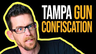 Gun Confiscation in Tampa FL