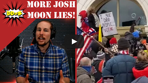 """DDoS- Josh Moon Lies About Mo Brooks """"Changing His Story"""" on the Capitol Riots"""