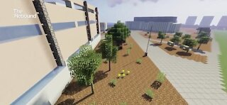Advanced Technologies Academy hosts homecoming on student-built virtual campus