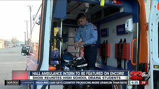 Hall Ambulance intern to be featured on Disney+ series