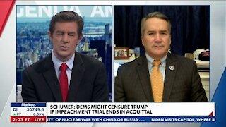 TRUMP'S LEGAL TEAM CALL IMPEACHMENT UNCONSTITUTIONAL