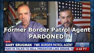 After Nearly 2 Decades -- Fmr Border Patrol Agent Gets His Life Back