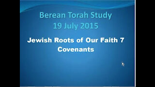 Covenants in the Torah