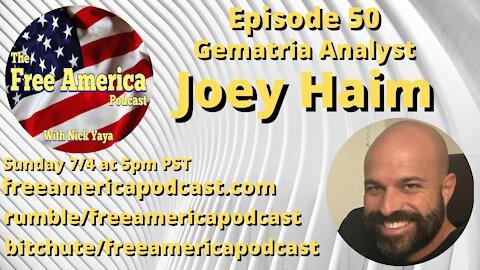 Episode 50: Joey Haim