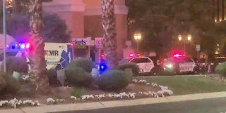 Vegas PD: 2 shot near Paris Las Vegas hotel-casino