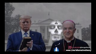 Letter to Trump Archbishop Carlo Maria Vigano The Great Reset