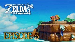 The Legend of Zelda: Link's Awakening - Part 5