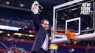 Duke coach Mike Krzyzewski retiring after season