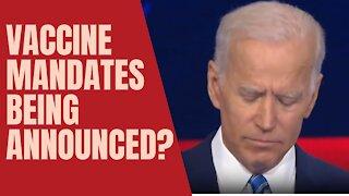 Just Say NO to Biden's Vaccine Mandates