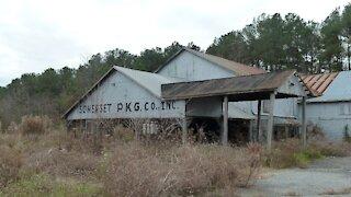 Abandoned Packing Plant